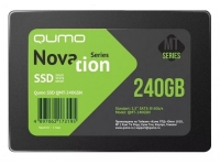Накопитель SSD QUMO NOVATION 240GB TLC 3D
