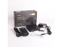 Мультимедийный плеер ATOM 108AM SMART_BOX/ULTRA_HD/SMART_TV(Android 7.1/1G/8Gb)