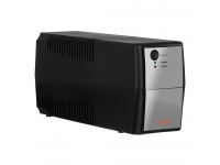 EXEGATE POWER BACK BNB-600 (600VA/2 евророзетки) BLACK-SILVER