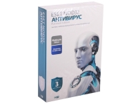антивирус ESET NOD32-ENA-NS(BOX)-2-1 PLATINUM EDITION - лицензия на 2 года