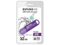 EXPLOYD 32GB-570-пурпур