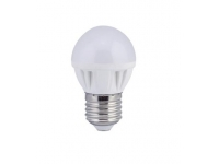 Светодиодная лампа ECOLA Light globe TF7V40ELC 4,0W G45 E27 4000K шар 75x45 (10)