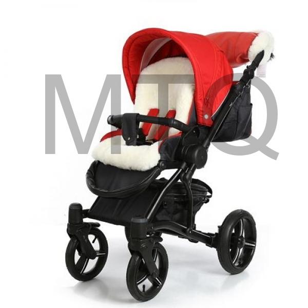 Легкая коляска для новорожденного на зиму
